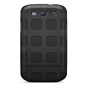 S3 Scratch-proof Protection Case Cover For Galaxy/ Hot Icon Skin Phone Case