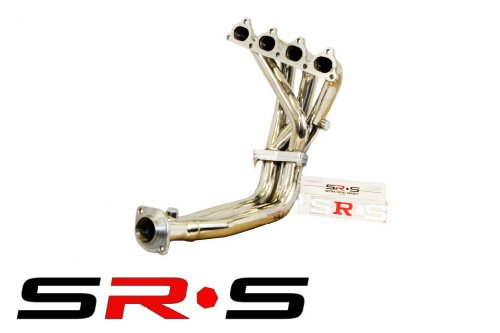 SRS Honda Civic CRX All model Stainless Steel Race Header T-304 SRS Tuning