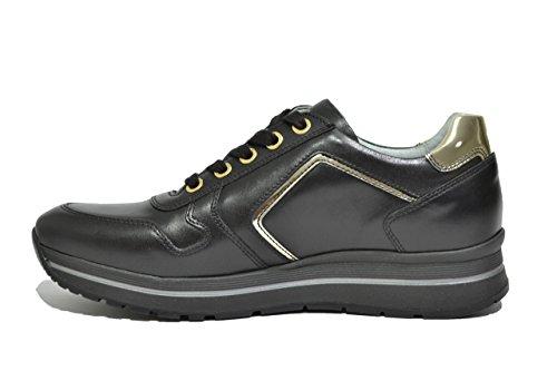 Nero Giardini Ufficio Stampa : Nero giardini sneakers fondo alto nero scarpe donna a d