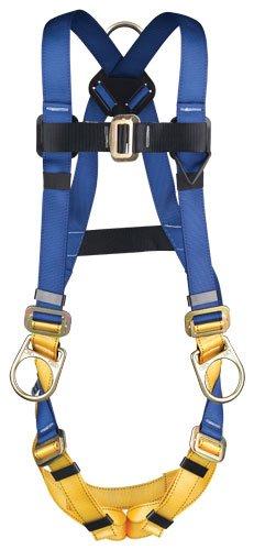 Ladder Safety Equipment (Werner Ladder Harness Positioning Pass Thru Legs #H431002)