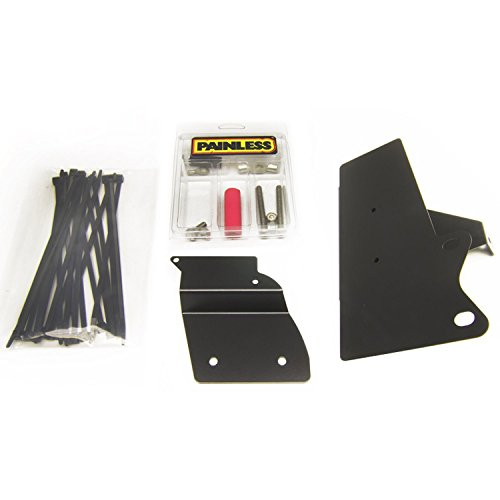Painless Wiring 57200 Trail Rocker/Genesis Adapter Bracket Incl. Fuse Holder Bracket/Relay Center Bracket/Hardware/Instructions Trail Rocker/Genesis Adapter (Painless Dual Battery)
