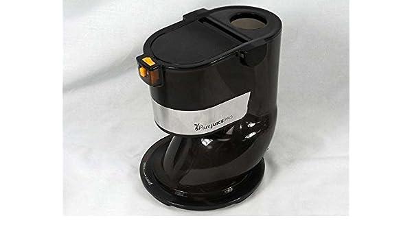 Kenwood - Tapa para extractor de zumos Pure Juice JMP80, JMP800 y ...