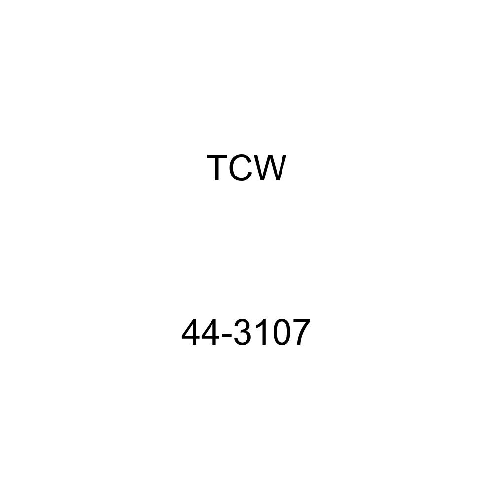 TCW Quality A//C Condenser 44-3107 with Perfect Vehicle Fitment