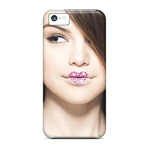 SWHske Design High Quality Selena Gomez Cover Case With Excellent Style For Iphone 5c
