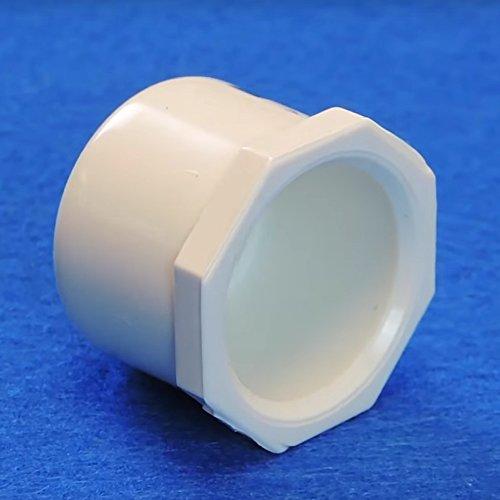 Schedule 40 PVC Pipe Slip Cap (1 1/4