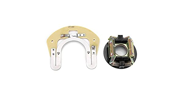 L25-204Y 25mm Monofásico Motor Interruptor centrífugo Motor ...
