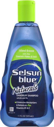 Selsun bleu Naturals Shampooing Island Breeze à l'Aloe