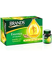 BRAND'S Essence of Chicken with American Ginseng (6 Bottles), 408 milliliters