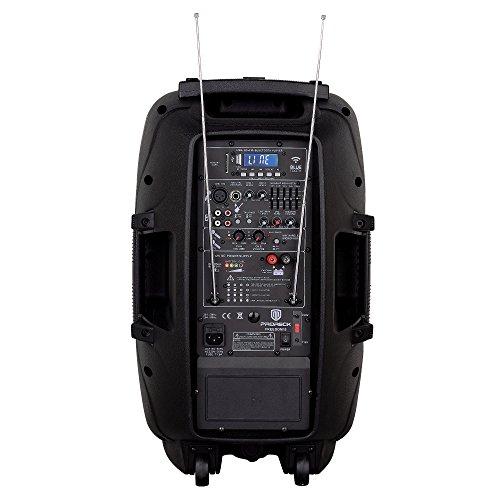 Proreck Freedom 15 Portable 15 Inch 800 Watt 2 Way