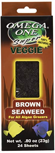 Omega One Seaweed, Brown 23g, 24 sheets ()