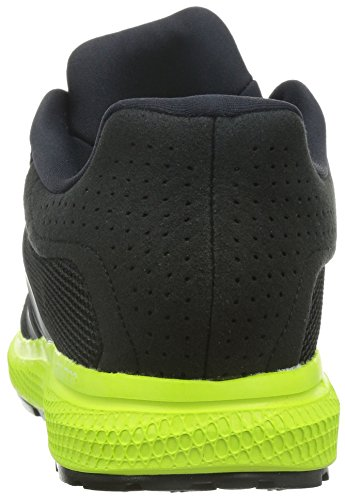 adidas Performance Energy Bounce, Scarpe da Corsa Uomo Nero (Schwarz (Core Black/Core Black/Solar Yellow))