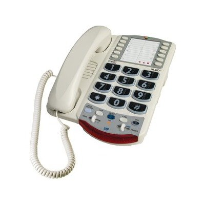 Clarity Amplified Corded Phone XL40