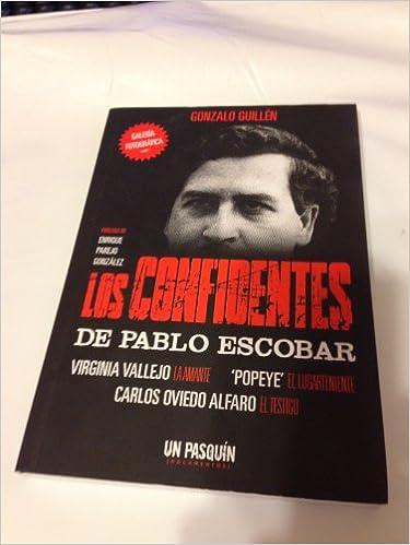 Amazon.com: Los Confidentes de Pablo Escobar: [Virginia ...