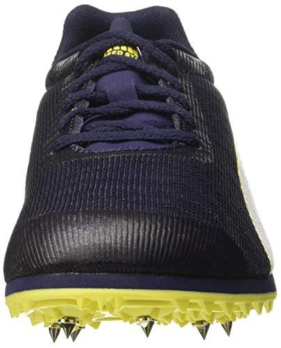 Puma Negro 6 Para Black blazing Yellow De puma Star Hombre Zapatillas Evospeed peacoat Atletismo qqwrCpx