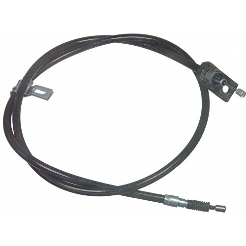 Wagner BC140839 Premium Brake Cable, Rear Left by Wagner