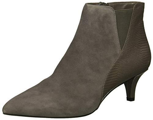 Bandolino Women's WISHSTAR Ankle Boot Steel 7 M ()