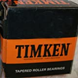 Timken 98788 Tapered Roller Bearing, Single Cup, Standard Tolerance, Straight Outside Diameter, Steel, Inch, 7.8740'' Outside Diameter, 1.3750'' Width