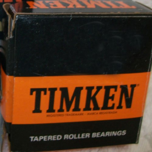 Timken NA48390 Tapered Roller Bearing, Single Cone, Standard Tolerance, Straight Bore, Steel, Inch, 5.3750'' ID, 1.6875'' Width