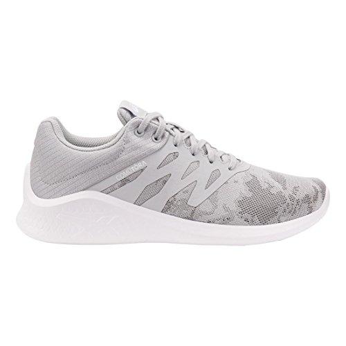 ASICS Women's Comutora MX Running Shoe Mid Grey/Mid Grey