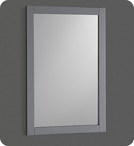 Fresca Manchester 20 inch Gray Traditional Bathroom -