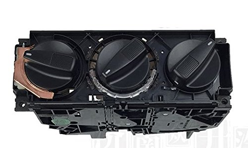 AC Heater Control Panel