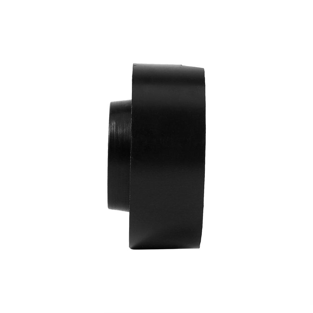 65x33mm Estink Goma Gato Hidraulico Revestimiento de Goma para Gato Caucho de Elevador Veh/ículo Bloque de Protector Goma Universal Protege hidr/áulico y Coche Desde Da/ñado