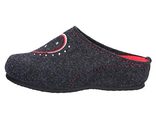 ara 15-29972-05 - Zapatillas de estar por casa de Fieltro para mujer gris