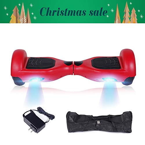 - YHR Hoverboard Flashing Wheel Hover Board 6.5