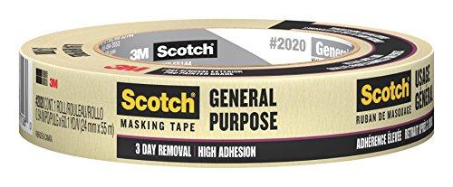 3M 2020 1 General Purpose Masking