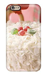 Hot Style XCIlbnp12837RxtUX Protective Case Cover For Iphone6(cake Food Cake)