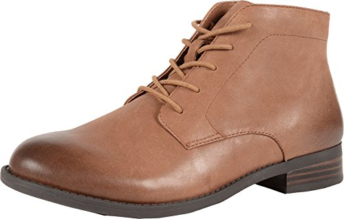 Vionic with Orthaheel Technology Women's Mira Lace-Up Ank...
