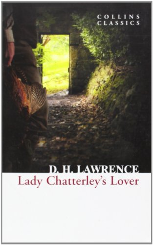 Book cover for Lady Chatterley's Lover