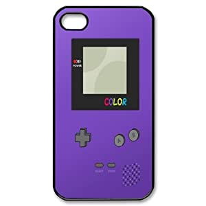 Gameboy CUSTOM Case Cover for iPhone 4,4S LMc-73103 at LaiMc