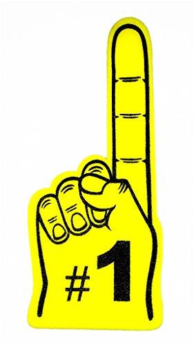 Giant #1 Foam Finger, 24