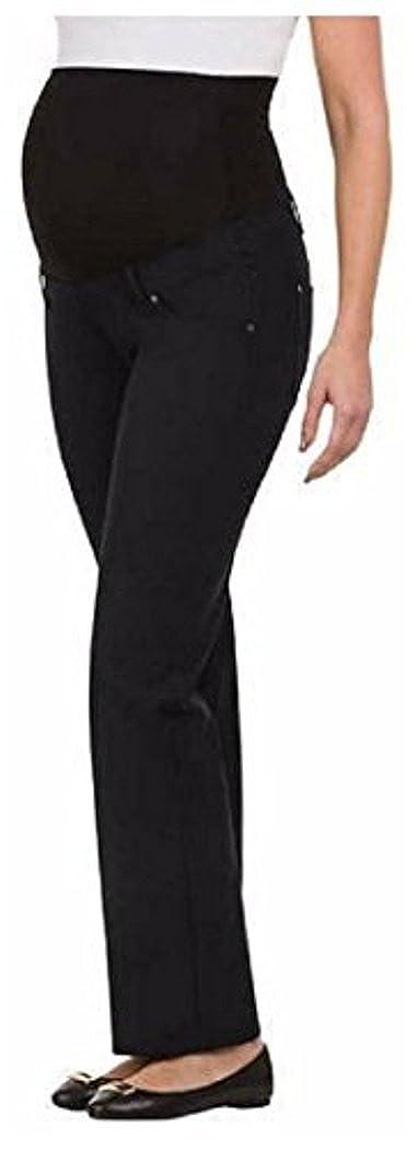 Hilary Radley Ladies' 5 Pocket Maternity Pant (Average, Color Black)