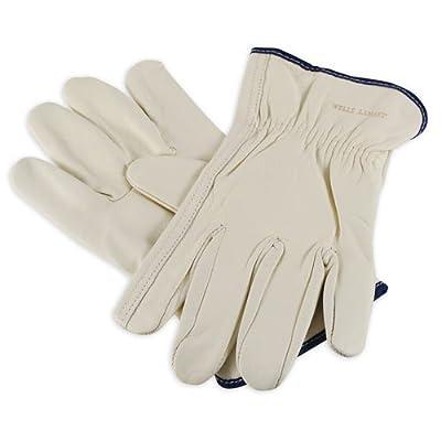 Wells Lamont Mens Cowhide Leather Work Gloves Y0131