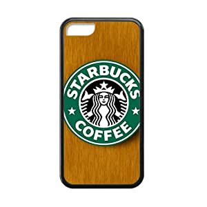 COBO Starbucks design fashion cell phone case for iPhone 5C