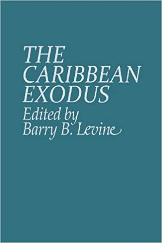 The Caribbean Exodus by Barry Levine (1987-08-03)