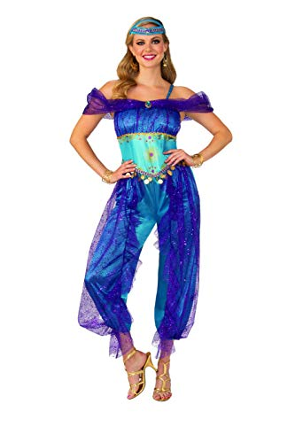 Rubie's Opus Collection Through The Ages Women's Genie Costume, As Shown, Small