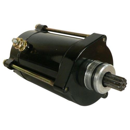 DB Electrical SMU0184 New Starter For Honda Pc800 Vt1100 Vt1100C Vt1100T Shadow & Sabre Motorcycle 18637 18656 17.81103 HS-39 464007 31200-MAH-008 31200-MCK-A51 31200-MCK-U51 - Starter Motorcycle Motor