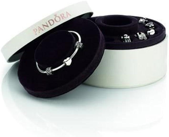 Pandora Unisex Jewellery Box for Charm Bracelet and 12 Charms P4041