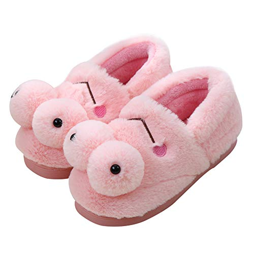Unisex Frog Girls Slippers Doggy Boys Kids pink Cute for Toddler f8f67rq