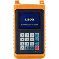 ZIBOO S100 Catv Cable Tv Handle Digital Signal Level Meter