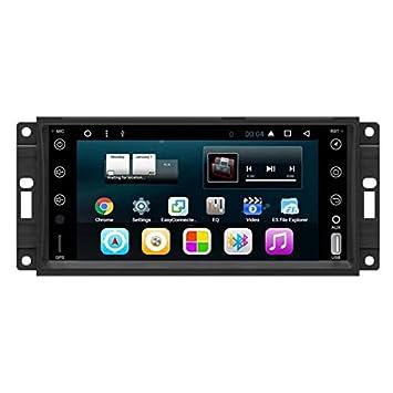 TOPNAVI 7 Pulgadas 2Din Android 7.1 Universal Unidad de la Cabeza del Coche para Jeep Universal