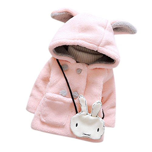 Girls Winter Hooded Jacket Clothes