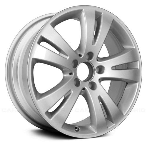 (New 17 inches Replacement Alloy Wheel Rim compatible with Mercedes-Benz C300 2008-2010, 560-65524)