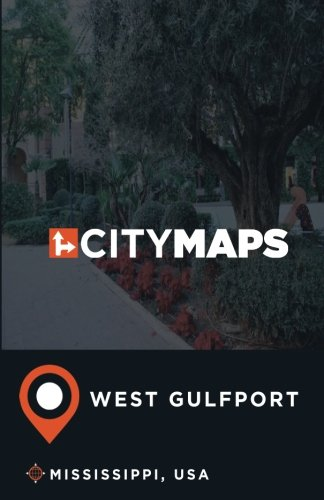 City Maps West Gulfport Mississippi, USA (Mississippi Gulfport West)