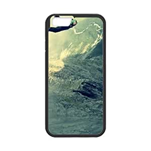 Base Jumping iPhone 6 4.7 Inch Cell Phone Case Black 91INA91428264