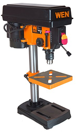 WEN 4208 8 in. 5-Speed Drill Press - Jet 2 Hole