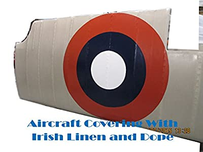 Aircraft Covering in Irish Linen and Dope